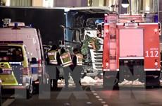 Bà Merkel điện đàm với ông Obama thảo luận tình hình an ninh