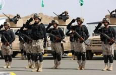 Saudi Arabia cắt giảm ngân sách quốc phòng năm 2017