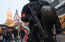 Đức bắt 2 đối tượng âm mưu tấn công trung tâm mua sắm