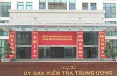 Thông cáo về kỳ họp thứ 9 của Ủy ban Kiểm tra Trung ương Đảng