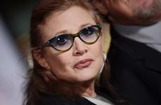 """Carrie Fisher - công chúa của """"Star Wars"""" đột ngột qua đời"""