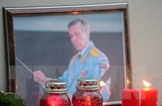 Bất chấp vụ máy bay rơi, đoàn nghệ thuật Nga vẫn giữ lịch diễn châu Âu
