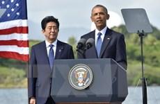 Ông Abe và ông Obama tiến hành cuộc gặp biểu tượng ở Trân Châu Cảng