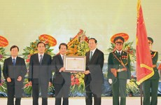 Chủ tịch nước dự lễ kỷ niệm 125 năm thành lập tỉnh Phú Thọ