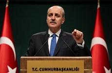 Thổ Nhĩ Kỳ tuyên bố theo đuổi chiến dịch ở Syria bất chấp vụ Istanbul