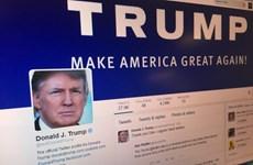 """Nghị sỹ Mỹ chỉ trích thói """"nghiện"""" Twitter của ông D.Trump"""