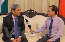 Quan hệ Việt Nam-Ấn Độ đang ở giai đoạn phát triển tốt đẹp nhất