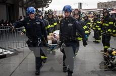 Xác định nguyên nhân vụ lật tàu hỏa tại trung tâm New York