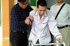 Sự phục hồi kỳ diệu của một bệnh nhân bỏng xăng 75% cơ thể