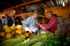 Người Mỹ đề nghị ông Trump đẩy mạnh hợp tác nông nghiệp với Cuba
