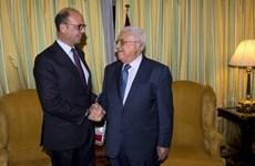 Italy ủng hộ giải pháp hai nhà nước cho xung đột Israel-Palestine