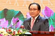 Bí thư Thành ủy Hà Nội: Báo chí là kênh thông tin quan trọng