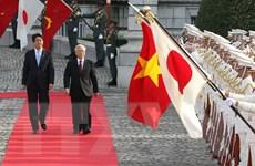 Thủ tướng Nhật thăm Việt Nam: Đẩy mạnh hợp tác an ninh, thương mại