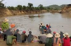 Vụ lật thuyền trên sông ở Đắk Lắk: Thấy thi thể nạn nhân mất tích