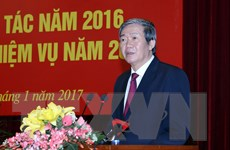 Nâng cao hiệu quả công tác vận động người Việt Nam ở nước ngoài