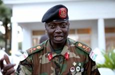 Quân đội Gambia tuyên bố không ngăn quân đội nước ngoài vào lãnh thổ