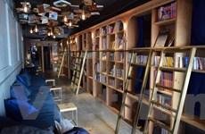 Book and Bed Hotel – Độc đáo mô hình khách sạn thư viện tại Tokyo