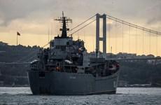 Nga, Syria ký thỏa thuận mở rộng và hiện đại hóa căn cứ Tartus
