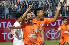 V-League 2017: SHB Đà Nẵng khép lại năm Bính Thân ở vị trí thứ 4