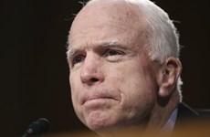 Thượng nghị sỹ John McCain muốn ngăn dỡ bỏ lệnh trừng phạt Nga