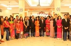 Cộng đồng người Việt tại Indonesia đón Tết Đinh Dậu đầm ấm