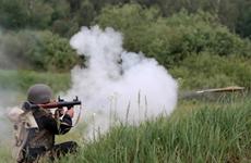 EU lên án làn sóng giao tranh mới ở miền Đông Ukraine