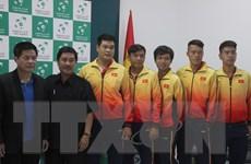 Đội tuyển quần vợt Việt Nam có nhiều lợi thế tại Davis Cup 2017