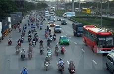 Giao thông sau Tết tại TPHCM: Nội đô vắng vẻ, cửa ngõ đông đúc