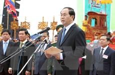 Chủ tịch nước kêu gọi xuất khẩu nông sản chất lượng cao ra thế giới