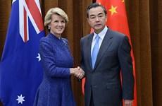 Australia-Trung Quốc tổ chức Đối thoại Chiến lược-Ngoại giao lần 4