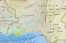 Động đất mạnh 6,3 độ Richter làm rung chuyển bờ biển Nam Pakistan