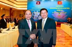 Thủ tướng Lào Thongloun Sisoulit kết thúc chuyến làm việc ở Việt Nam
