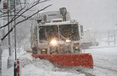 Bão tuyết dữ dội ở New York, Liên hợp quốc phải đóng cửa trụ sở