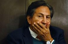 Phát lệnh truy nã quốc tế cựu Tổng thống Peru Alejandro Toledo