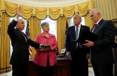 Tổng thống D.Trump nhấn mạnh tới kỷ nguyên công lý mới tại Mỹ