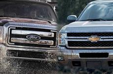 Ford và General Motors sắp ra các dòng xe động cơ diesel mới