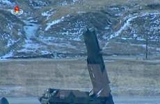 Mỹ kêu gọi hành động quốc tế về vụ thử tên lửa của Triều Tiên