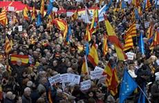 Tòa án Tây Ban Nha bác yêu cầu bỏ phiếu đòi độc lập của Catalonia