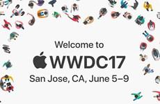 Apple sẽ ra các hệ điều hành iOS 11, macOs vào ngày 5/6 tới