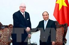 Thủ tướng Nguyễn Xuân Phúc tiếp Tập đoàn Jardines Matheson