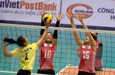 Thông tin LienVietPostBank vô địch giải bóng chuyền nữ quốc tế 2017