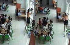 Đóng cửa nhóm lớp có cô giáo dọa ném trẻ qua cửa sổ ở TPHCM