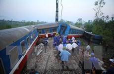 Vụ tai nạn tàu hỏa ở Huế: Thăm hỏi, hỗ trợ gia đình các nạn nhân
