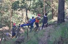 Hai người tử nạn ở thác Hang Cọp: Một du khách có quốc tịch Ba Lan