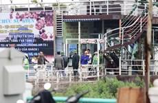 Hà Nội sẽ phá dỡ xong 4 nhà nổi ở Hồ Tây vào ngày 24/2