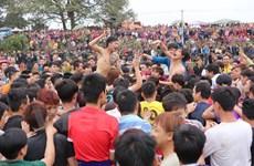 Mùa lễ hội 2017: Không còn tổ chức chém lợn, treo cổ trâu