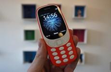 """""""Cục gạch"""" Nokia 3310 chính thức tái xuất với diện mạo mới"""