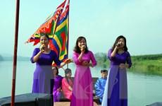 Ghé thăm các điểm du lịch tại Nghệ An được nghe dân ca ví , giặm
