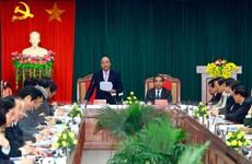 Thủ tướng yêu cầu Tuyên Quang tập trung cho kinh tế lâm nghiệp