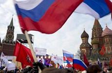 Thủ tướng D. Medvedev: Kinh tế Nga đã sang giai đoạn tăng trưởng